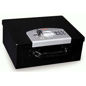 First Alert Deluxe Digital Security Box - 3035DF