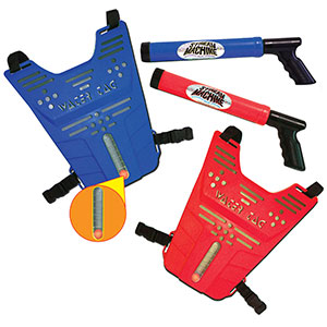 Water Tag Set with Water Launchers, Water Sports Tag Set 80020-6