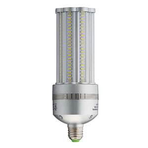 Light Efficient Design LED 8024E 45W Post Top / Site Lightingw/Std Base 3000K Retrofit Lamp, LED-8024E30