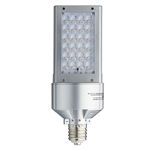 Light Efficient Design 120W Shoebox/Wall Pack Type Iv Optics 4000K Retrofit Lamp, LED-8090M4T4