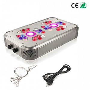 Light Efficient Design 180 Watt Programmable Grow Light, LED-9611G