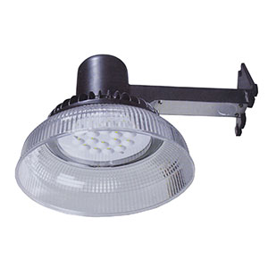 Honeywell LED Security Light In Aluminum Construction, 1500 Lumens, MA0021-82