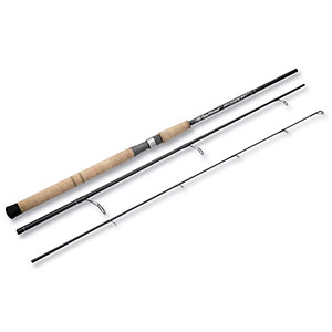Flying Fisherman P047 Passport Spin fishing Rod 7', 12-25 LB