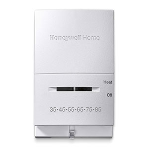 Honeywell CT50K1028/E Low Temperature/Garage Non-Programmable Thermostat