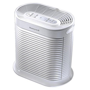 Honeywell True HEPA Air Purifier with Allergen Remover - White, HPA104WMP