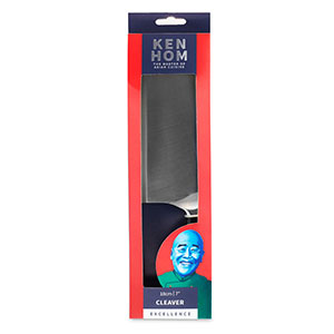 Ken Hom 10 In. Stainless Steel Cleaver