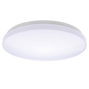 Honeywell White LED 21 in. Round Ceiling Light, 3300 Lumen, KW233D801110